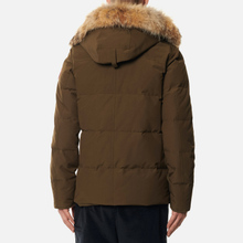 Мужская куртка парка Canada Goose Wyndham Military Green фото- 4