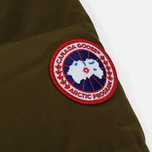 Мужская куртка парка Canada Goose Wyndham Military Green фото- 6
