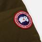 Мужская куртка парка Canada Goose Wyndham Military Green фото - 6