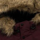 Мужская куртка парка Carhartt WIP Anchorage 4.7 Oz Amarone/Black фото- 3