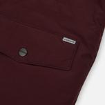 Мужская куртка парка Carhartt WIP Anchorage 4.7 Oz Amarone/Black фото- 4