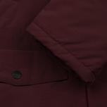 Мужская куртка парка Carhartt WIP Anchorage 4.7 Oz Amarone/Black фото- 5