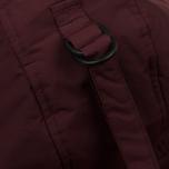 Мужская куртка парка Carhartt WIP Anchorage 4.7 Oz Amarone/Black фото- 7