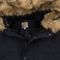Мужская куртка парка Carhartt WIP Anchorage 4.7 Oz Black/Black фото - 1