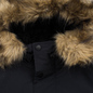 Мужская куртка парка Carhartt WIP Anchorage 4.7 Oz Black/Black фото - 4
