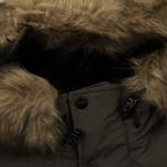Мужская куртка парка Carhartt WIP Anchorage 4.7 Oz Cypress/Black фото- 3