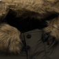 Мужская куртка парка Carhartt WIP Anchorage 4.7 Oz Cypress/Black фото - 3