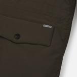 Мужская куртка парка Carhartt WIP Anchorage 4.7 Oz Cypress/Black фото- 4