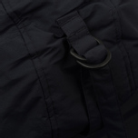 Мужская куртка парка Carhartt WIP Anchorage 4.7 Oz Dark Navy/Black фото- 7