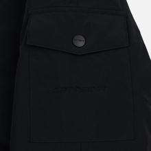 Мужская куртка парка Carhartt WIP Anchorage 4 Oz Black фото- 4