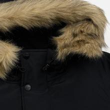 Мужская куртка парка Carhartt WIP Anchorage 4 Oz Black фото- 5