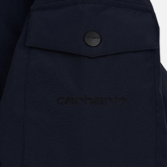 Мужская куртка парка Carhartt WIP Anchorage 4 Oz Dark Navy/Black
