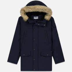 Мужская куртка парка Carhartt WIP Anchorage 4 Oz Dark Navy/Black