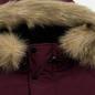 Мужская куртка парка Carhartt WIP Anchorage 4 Oz Merlot/Black фото - 7