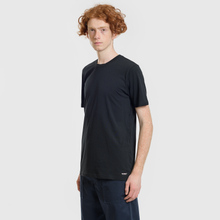Комплект мужских футболок Carhartt WIP Standart Crew Neck Black/Black фото- 2