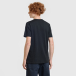 Комплект мужских футболок Carhartt WIP Standart Crew Neck Black/Black фото- 4