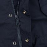 Мужская куртка парка Carhartt WIP Battle Dark Navy фото- 4