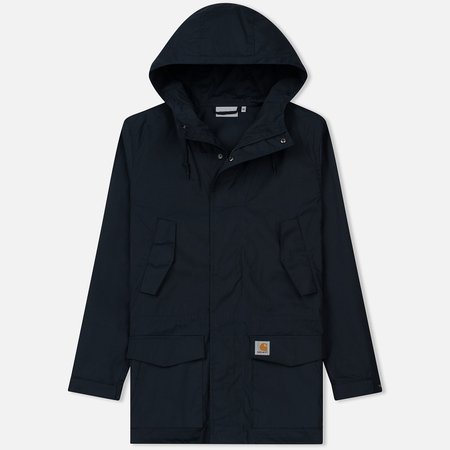 Мужская куртка парка Carhartt WIP Battle Navy