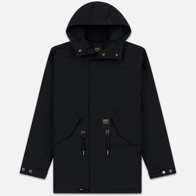 Мужская куртка парка Carhartt WIP Clash 9.4 Oz Black