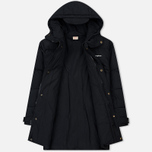 Мужская куртка парка Champion Reverse Weave Padded Longline Hooded Popper Black фото- 1