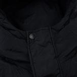 Мужская куртка парка Champion Reverse Weave Padded Longline Hooded Popper Black фото- 3