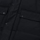 Мужская куртка парка Champion Reverse Weave Padded Longline Hooded Popper Black фото- 5