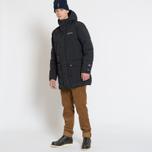 Мужская куртка парка Champion Reverse Weave Padded Longline Hooded Popper Black фото- 7