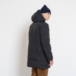 Мужская куртка парка Champion Reverse Weave Padded Longline Hooded Popper Black фото- 8