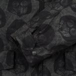 Мужская куртка парка Dupe Storm Hooded 3L Milo Walsh Olive/Dirt Cross Print фото- 2