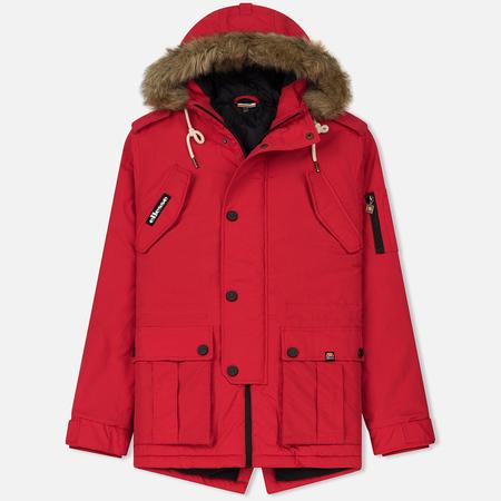 Мужская куртка парка Ellesse Blizzard True Red