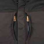 Мужская куртка парка Fjallraven Barents Dark Grey фото- 5