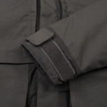 Мужская куртка парка Fjallraven Barents Dark Grey фото- 6