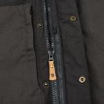 Мужская куртка парка Fjallraven Barents Dark Grey фото- 4