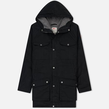 Мужская куртка парка Fjallraven Greenland Winter Black/Grey