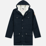 Мужская куртка парка Fjallraven Greenland Winter Dark Navy фото- 0