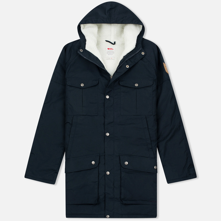 Fjallraven Greenland Winter Men's Parka Dark Navy