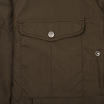 Мужская куртка парка Fjallraven Greenland Winter Dark Olive фото- 7