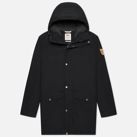 Мужская куртка парка Fjallraven Greenland Winter M Black