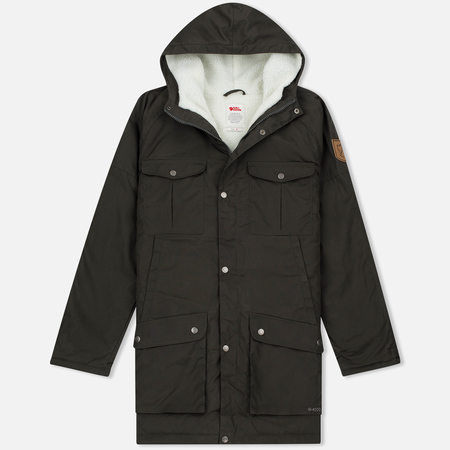 Fjallraven Greenland Winter Men's Parka Mountain Grey