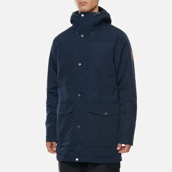 Мужская куртка парка Fjallraven Greenland Winter M Night Sky