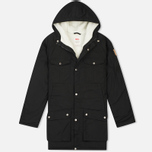 Мужская куртка парка Fjallraven Greenland Winter Black фото- 0