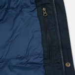 Мужская куртка парка Fjallraven Singi Down Dark Navy фото- 7