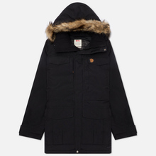 Мужская куртка парка Fjallraven Yupik Black фото- 0
