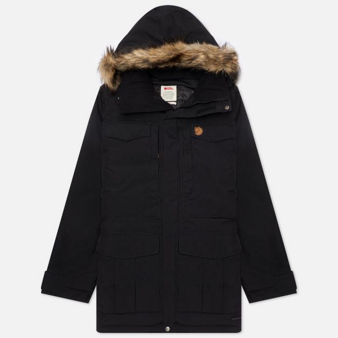 Мужская куртка парка Fjallraven Yupik Black