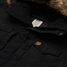 Мужская куртка парка Fjallraven Yupik Black фото- 1