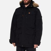 Мужская куртка парка Fjallraven Yupik Black фото- 4