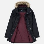Fred Perry Long Length Winter Men's Parka Navy photo- 2