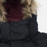 Fred Perry Long Length Winter Men's Parka Navy photo- 6