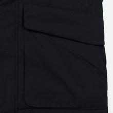 Мужская куртка парка Fred Perry Padded Snorkel Black фото- 5