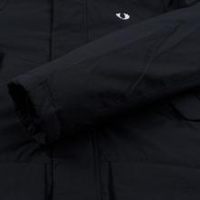 Мужская куртка парка Fred Perry Padded Snorkel Black фото- 6